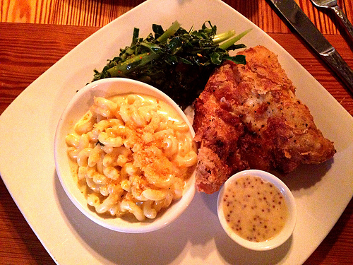 Experience Authentic Southern Cooking At Carolina Kitchen