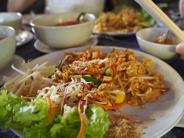 Try the Street Food Specialties at Kiin Imm Thai Restaurant